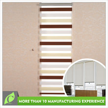 Top sale Factory wholesale Day night sheer vertical blinds