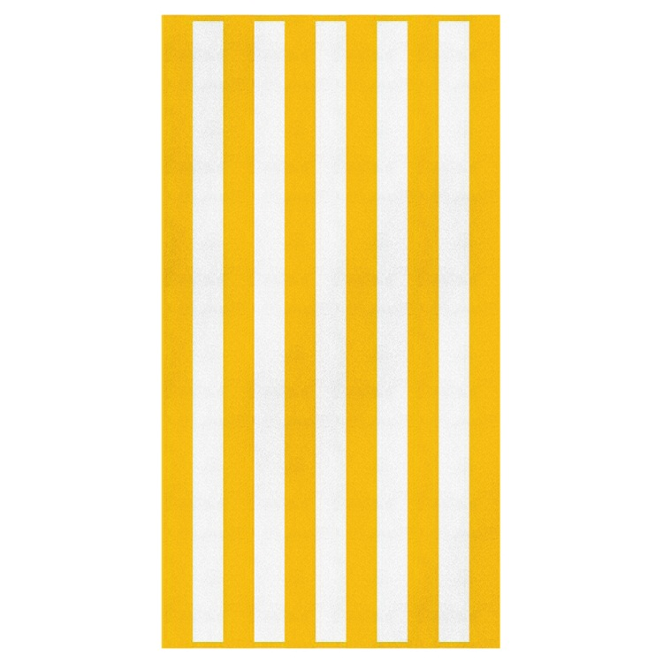 Sand free stripe microfiber beach towel fabric