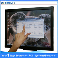 Brand new tft lcd monitor 19 Inch Square Computer Monitor touch screen monitor