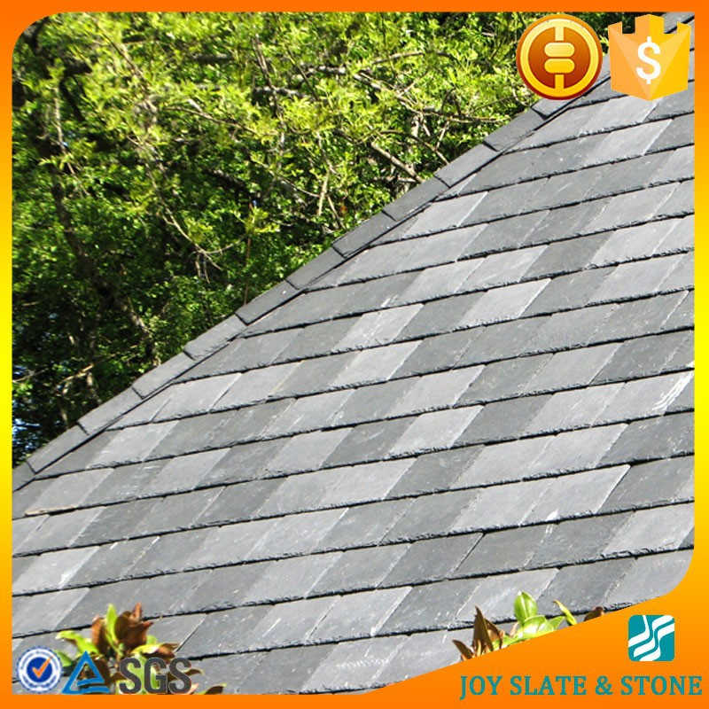 Natural black corrugated roofing slate roof conservatory roof