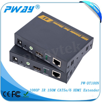 Chinese factory high quality 1080p IR signal broadcast video transmitter with 1 year warranty