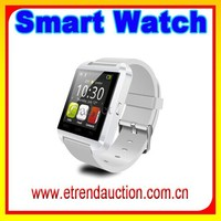 2016 Low Price Fashion Bluetooth U8 Smart watch Sport Wrist Watch Compatible with Android Phone Device Suport Russian