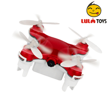 Cheapest Drone With Camera 2.4G 4CH Mini Wifi FPV High Hold Mode A Pocket Sized Drone Selfie