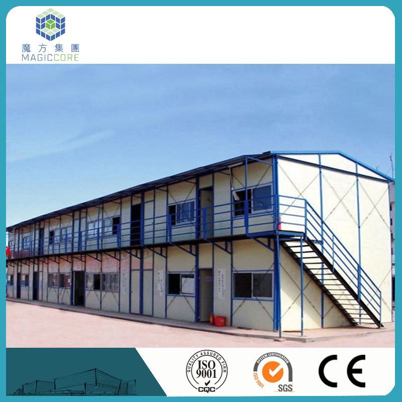 manufactured homes philippines guangxi magiccore prefabricated building hotel with low price