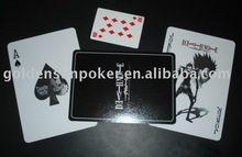 Custom promotional Poker cards