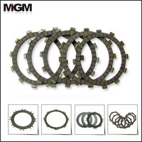 OEM High Quality ax100 clutch disc/motorcycle clutch plate,