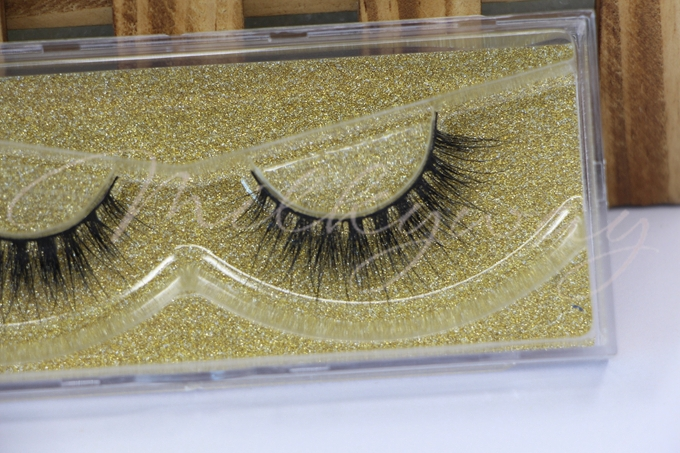 New Design 100% 3D real mink eyelash