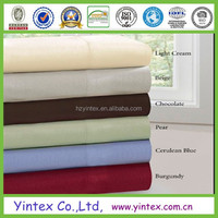 TOP SELLING!! Wholesale Commercial hotel bed linen & bed sheets