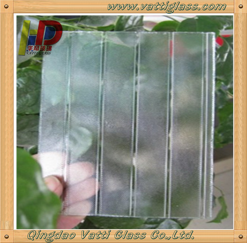 Super white tempered pattern glass used for solar panels, solar collector, solar heater