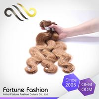 Fashional Soft And Shiny Lumpur Color 27 1B Hair Extensions In Kuala