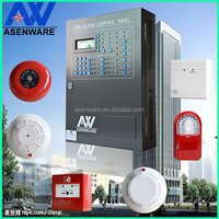 Addressable Fire Alarm Control Unit for Itatly Project