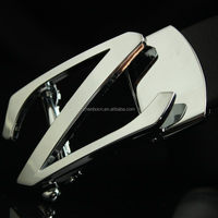 buckle Famous Brand Name mens leather belts metal buckles belts for men