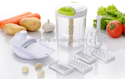 Kitchenware Multi Function Fruit And Vegetable Chopper Blade