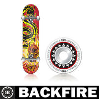 Backfire best selling Street Series Greendragon Skateboard Professional Leading Manufacturer