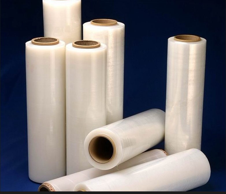Polyethylene Stretch Film for wrapping pallet