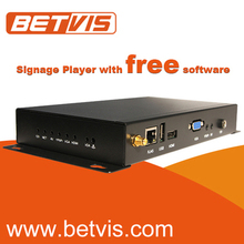 SC-8028 Media Player With compatible with Current DSM80 Digital Signage Software