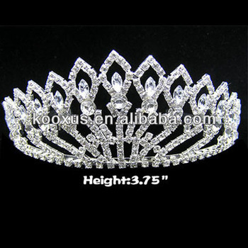 Crystal Crowns For Mom Pageants Tiara