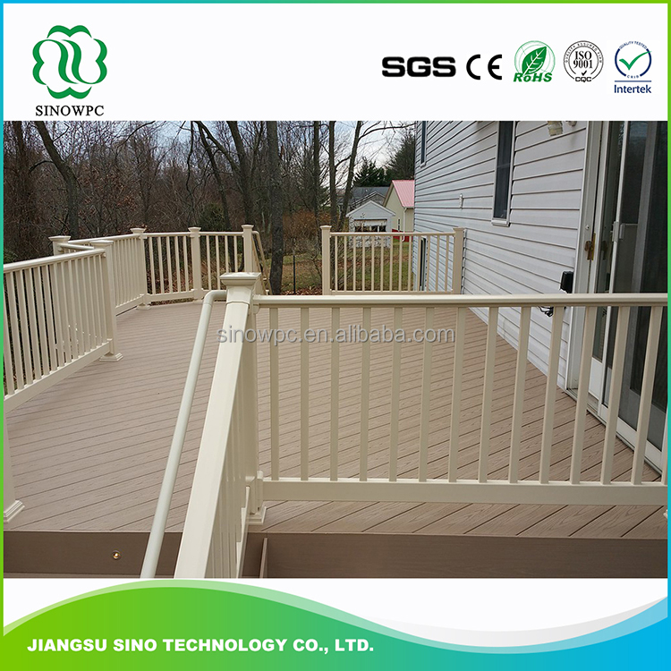 Cheap And High Quality Wood Plastic Wpc Outdoor Flooring