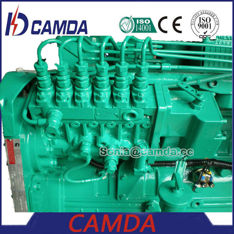 42kw/53kva used standby generator genset DCEC engine