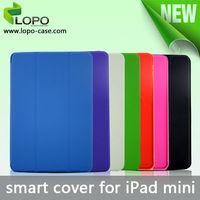 Best Selling Sublimation printable Smart Cover For iPad Mini 1/2