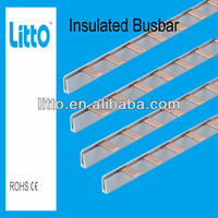 1P pin type Copper Insulated Busbar