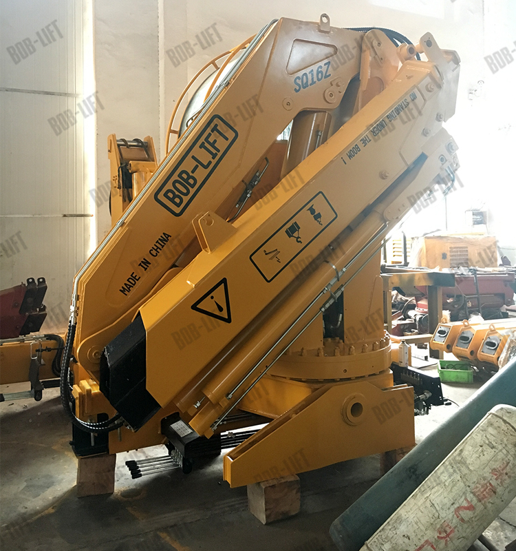 Boblift 16 TON USED TRUCK CRANE WITH GOOD QUALITY
