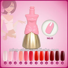 No.15 Venus Gel Polish 30 Days Wear, Minutes Off, 60 Color Available