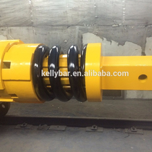 Factory Piling Tool Interlocking Friction Kelly Bar for BAUER BG20 Rotary Drilling Rig Machine In Foundation Piling Construction