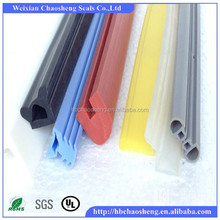 heat-resistant silicone rubber seal strip high quality