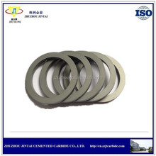 precision tungsten carbide mechanical seal ring from Zhuzhou professional factory
