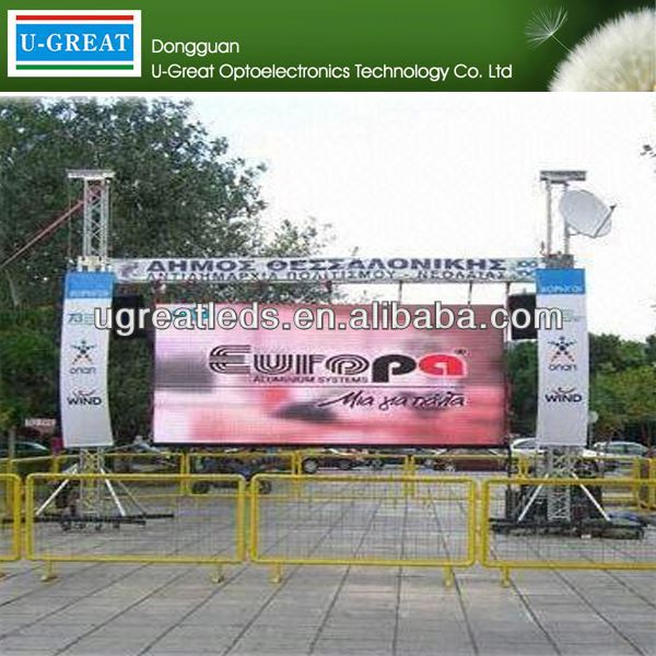 New products on china market P4 indoor superthin flexible led mesh curtain