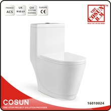 Classic German Water Closet Women S-trap WC Toilet