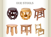 Baby wooden dining chair/metal bar stool legs