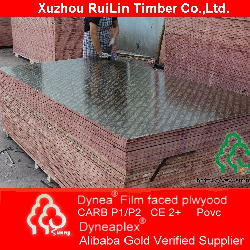 19mm thickness plywood
