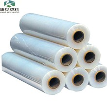 Stretch film PE plastic film food and fruit preservation food grade cling film