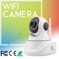 Vitevision indoor ptz network camera p2p wireless wired mini ip wifi camera