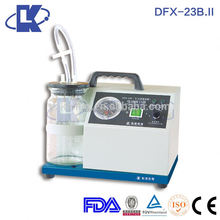 abs plastic aspirator unit pump portable phlegm suction unit supplier fda