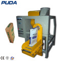 25kg cement powder material valve bag packing machine
