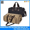 Vintage Canvas Duffle Gym Luggage Weekend Travel Bag For Men