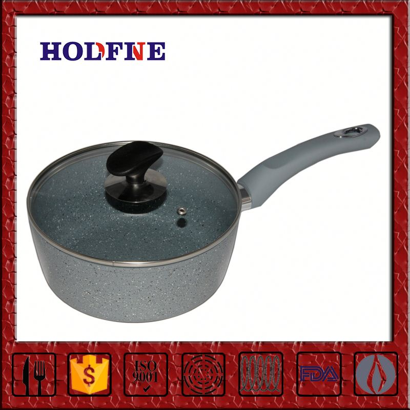 Professional Production Energy-Saving Exquisite Cooking Aluminum Non-Stick Cookware Sets