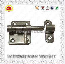Top quality furniture hardware decorative barrel bolt