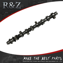 Best selling high quality diesel engine camshaft for Toyota Hilux/Dyna/Hiace 2987cc 3.0D 8v,1998