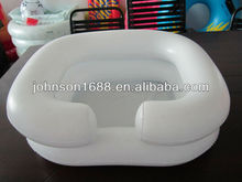 inflatable shampoo basin,inflatable hair wash basin,inflatable movable shampoo basin for promotion