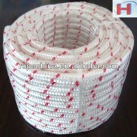 professional manufacturer of polyester diamond braided dock line