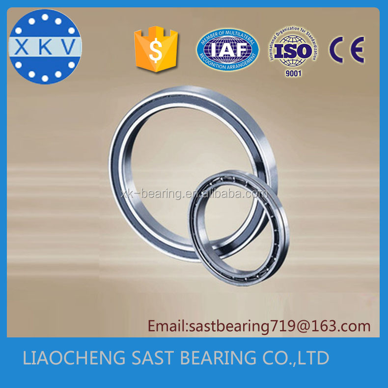Long Life 6800 Series Ball Bearing 6802-2RS 15x24x5mm Deep Groove Ball Bearing