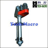Submersible vertical sand mining centrifugal industrial pump series SP(R) for mineral process