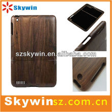 2013 most promotion wood cases for ipad with keyboard wood covers
