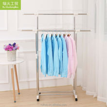 Main product simple design foldable utility building wall mounted clothes drying rack