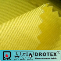 Oil field uniform fire resistant cloth fr suits fabric for oil gas industry
