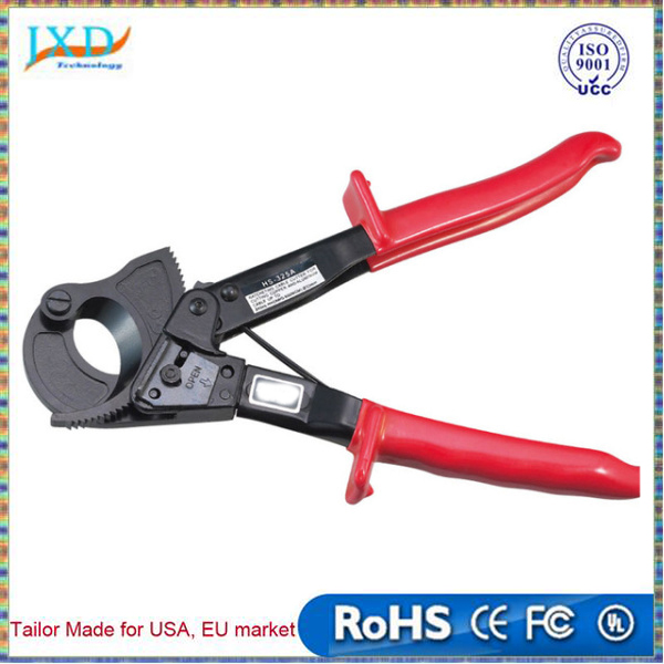 Ratchet Wire Cutter Plier 240mm Ratchet Cable Cutter Electrical Brand New Cutters